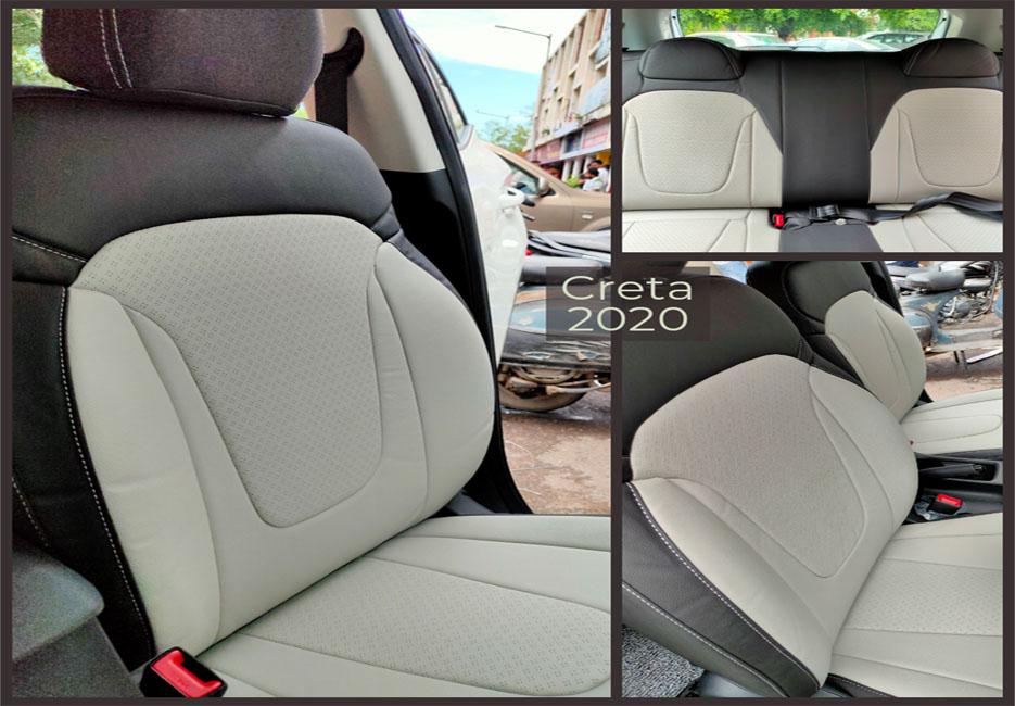 Hyundai Creta 2020 Car Seat Covers